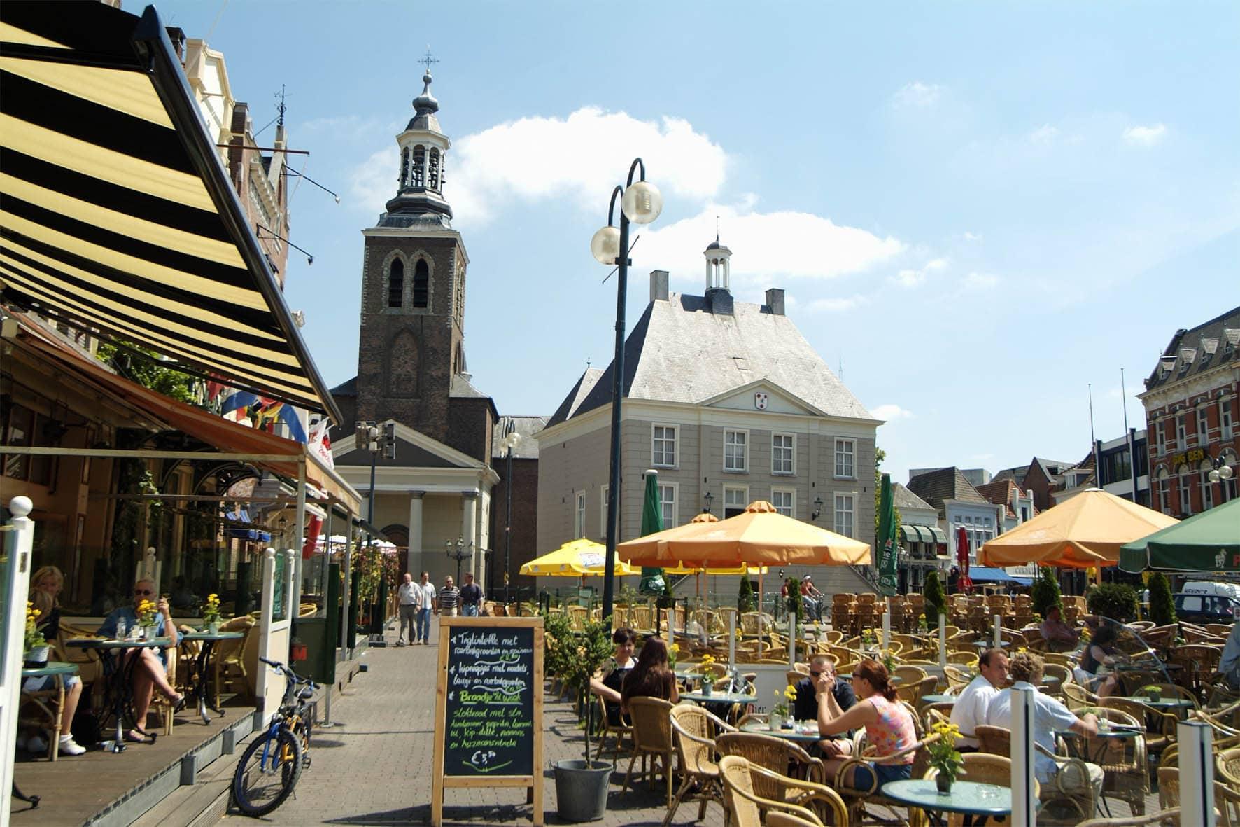 Verhuizen in Rotterdam