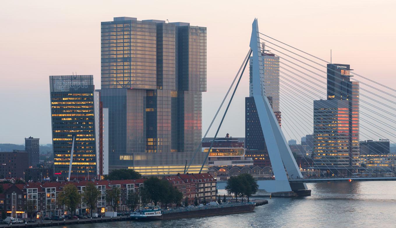 Verhuizing in Rotterdam